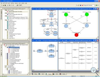 Reliability Engineering Software Screen Shot